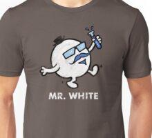 Mr. White Unisex T-Shirt