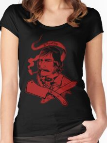 Bill The Butcher Women's Fitted Scoop T-Shirt