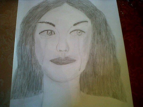 Arwen's tears by a-y-a-s-h-a