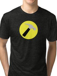 Captain Hammer Tri-blend T-Shirt
