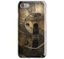 Old forgotten Staircase iPhone Case/Skin