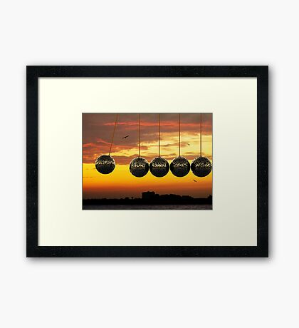 Quintessence Framed Print