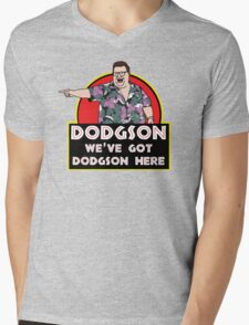 We've Got Dodgson Here Mens V-Neck T-Shirt