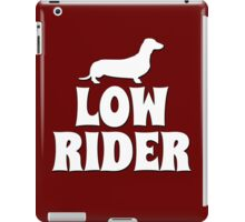 Low Rider iPad Case/Skin