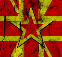 Comrade Jack Sticker