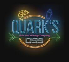 Quarks Bar & Holding Company  by missemilyellen