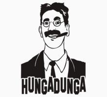 Hungadunga by Zoey Scott