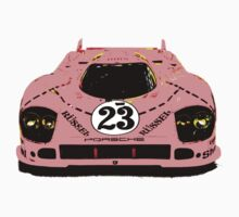 Porsche Pink Pig Kids Clothes