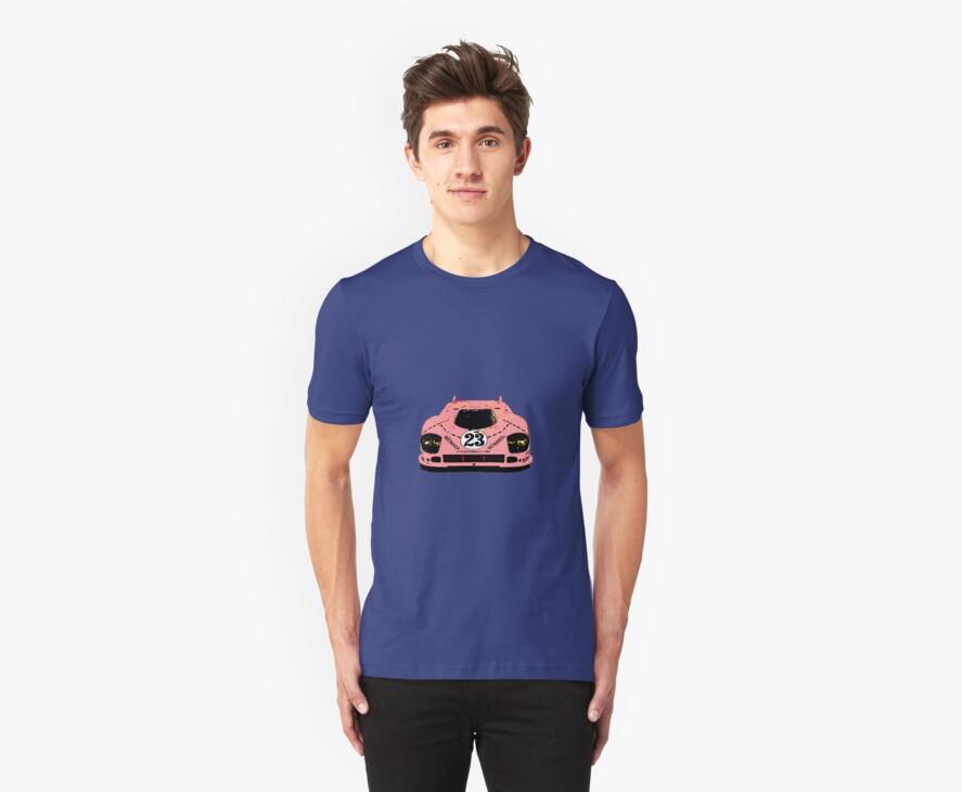 Porsche Pink Pig by supersnapper