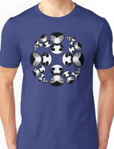 Skull and Ribs Unisex T-Shirt