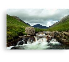 Beauty of Scotland Canvas Print