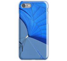 Blue sail iPhone Case/Skin