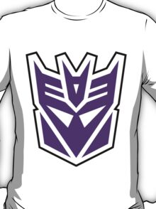 decepticon - purple T-Shirt