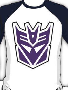 decepticon - purple T-Shirt
