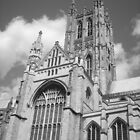 Canterbury Cathedral by Penny Lees