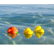 Dare to be different Photographic Print