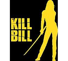 MOVIES - Kill Bill Photographic Print