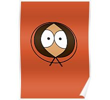 Kenny from south park Poster