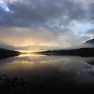 Loch Affric sunrise by beavo