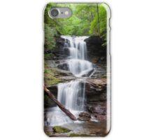 Split Summer Flow Over Tuscarora's Ledge iPhone Case/Skin