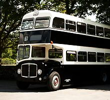 AEC Regent Bus by Peter Elliott