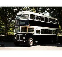 AEC Regent Bus Photographic Print