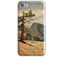Yosemite: Half Dome from North Dome iPhone Case/Skin