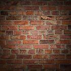 old red brick by Valerii Kotulskyi
