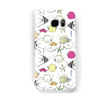 Caribbean Sea Samsung Galaxy Case/Skin