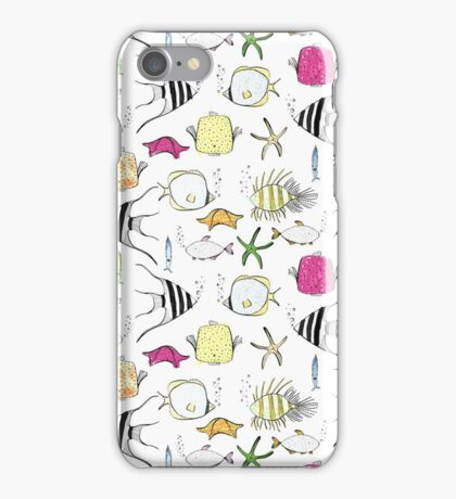 Caribbean Sea iPhone Case/Skin