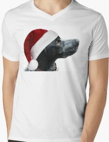 You Sure Those Reindeers Are Safe? Mens V-Neck T-Shirt