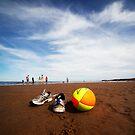 Beach by PaulBradley