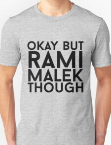 Rami Malek T-Shirt