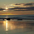 Dawning Of A New Day - White Point, Nova Scotia by Darlene Ruhs
