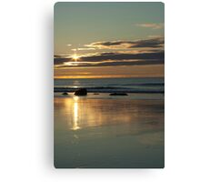 Dawning Of A New Day - White Point, Nova Scotia Canvas Print