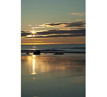 Dawning Of A New Day - White Point, Nova Scotia Photographic Print