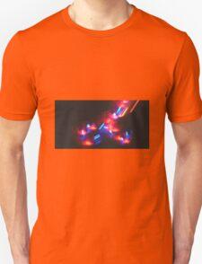 Figure Eights & Brite Lites Unisex T-Shirt