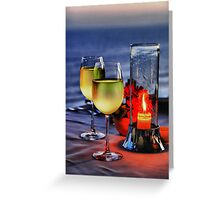 Moselle wine Greeting Card