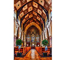Manvers Street Baptist Church  Photographic Print