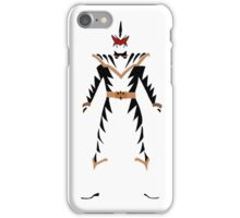 Power Rangers Dino Thunder White Ranger iPhone Case iPhone Case/Skin