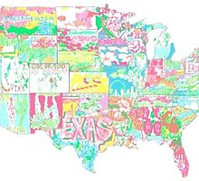 Lilly Pulitzer USA by mermaidnatalie