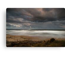 Storming Canvas Print