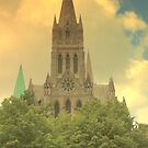Truro Cathedral. by Livvy Young