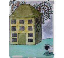 The Old Family Home iPad Case/Skin