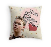 The Maze Runner Greeting Cards [Gally] Throw Pillow
