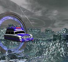 Appolonia Stargate Police by Sazzart