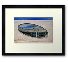 Champalimaud Foundation. Lisbon Framed Print