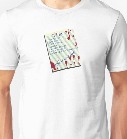 The List Unisex T-Shirt