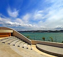 The Champalimaud Centre for the Unknown . amphitheatre by terezadelpilar~ art & architecture