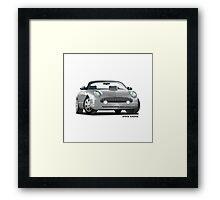 2002-2005 Ford Thunderbird Framed Print
